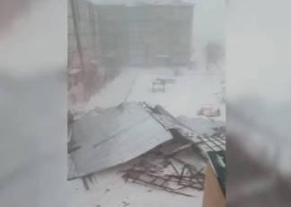 Циклон, накрывший Казахстан, обернулся бедствием