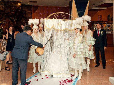 Казахская свадебная песня